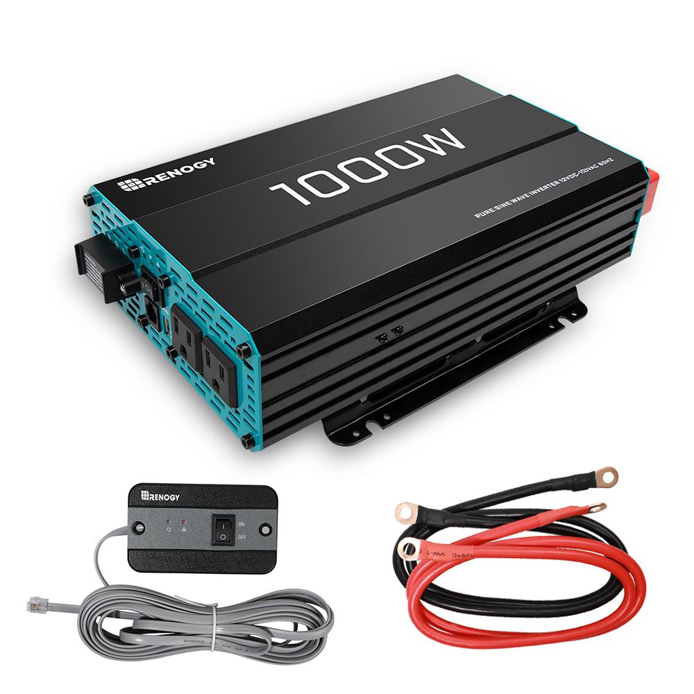正弦波インバーター1000W 12V
