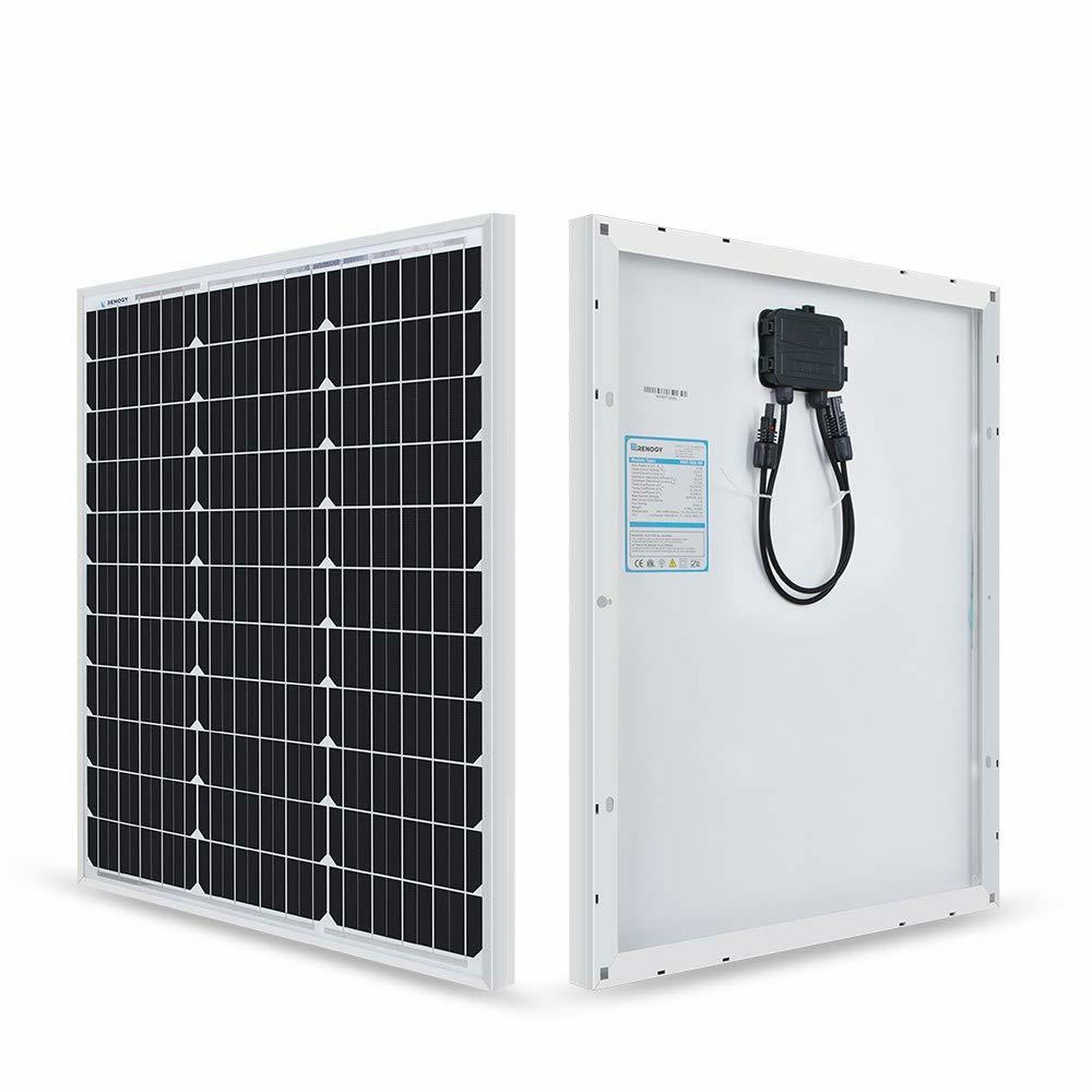 RENOGY ソーラーパネル単結晶 50W